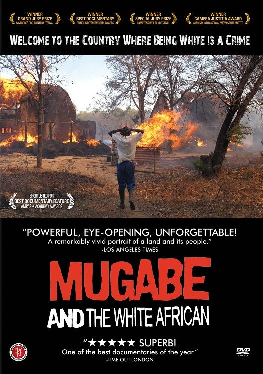 Poster of PBS POV Mugabe and the White African 1080p HDTV