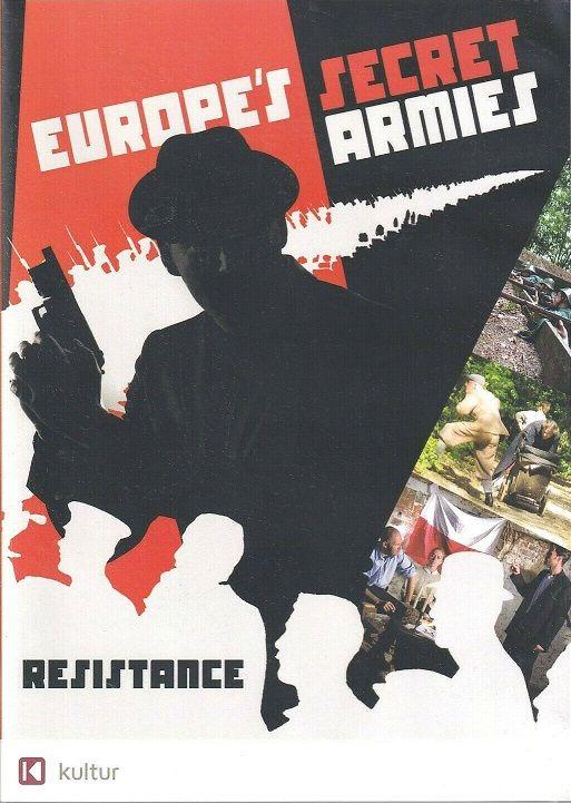 Poster of DC Europes Secret Armies Resisting Hitler 6of6 Norwegian Heroes