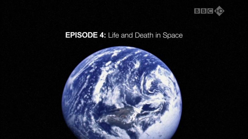 Life and Death in Space