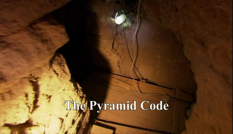 The Pyramid Code (Egypt Unwrapped Part 4)