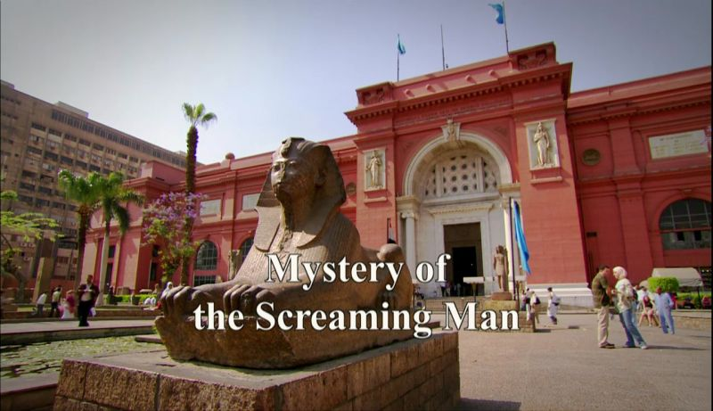 Mystery of the Screaming Man
