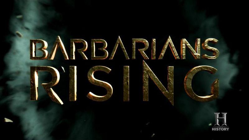 Ruin (Barbarians Rising Part 4)
