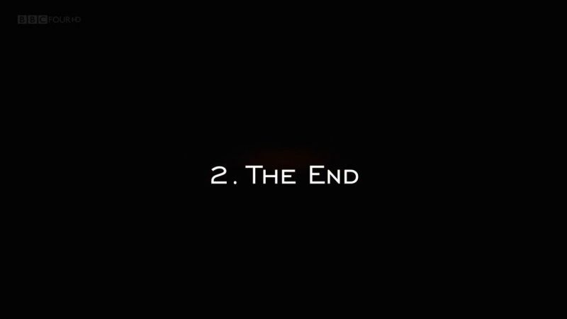 The End (The Beginning and End of the Universe 2/2)
