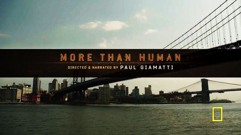 More than Human (Breakthrough 2/6)