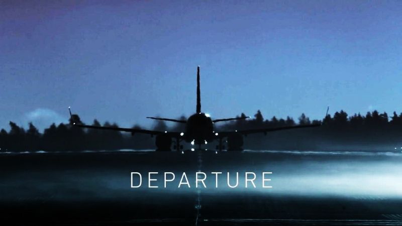 Departure (City in the Sky Part 1)