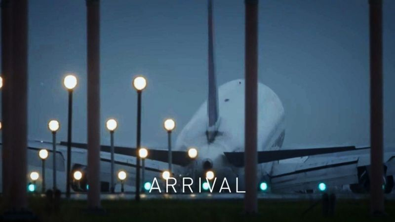 Arrival (City in the Sky Part 3)