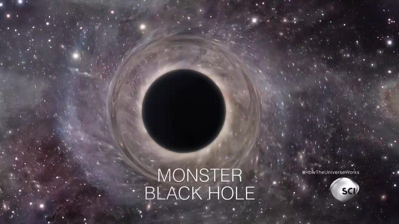 Monster Black Hole (How the Universe Works S4E3)