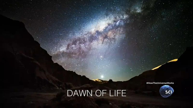 Dawn of Life (How the Universe Works S4E5)