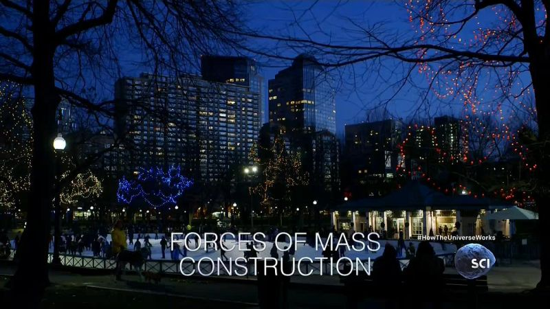Forces of Mass Construction (How the Universe Works S4E8)
