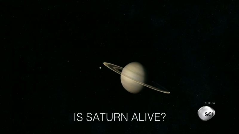 Saturn (How the Universe Works S3E5)