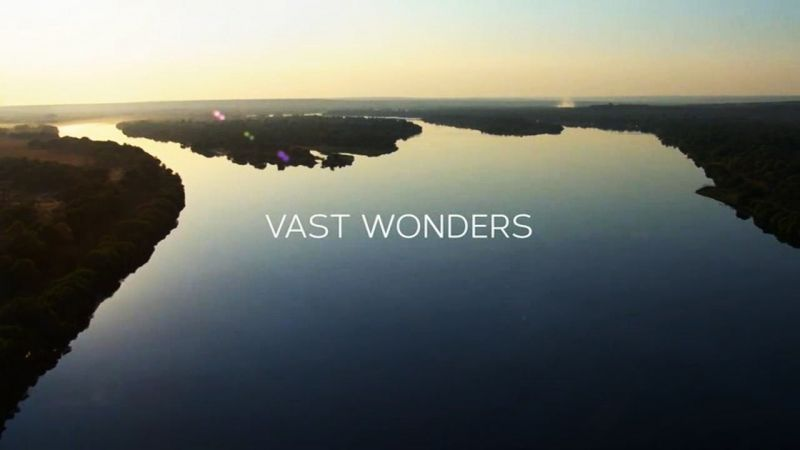 Vast Wonders (Earth's Natural Wonders: Living on the Edge 2/2)