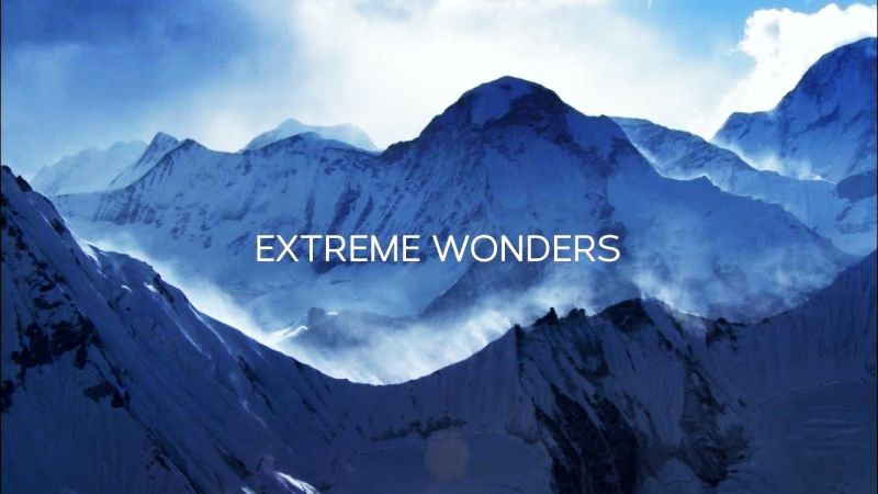 Extreme Wonders (Earth's Natural Wonders: Living on the Edge 1/2)