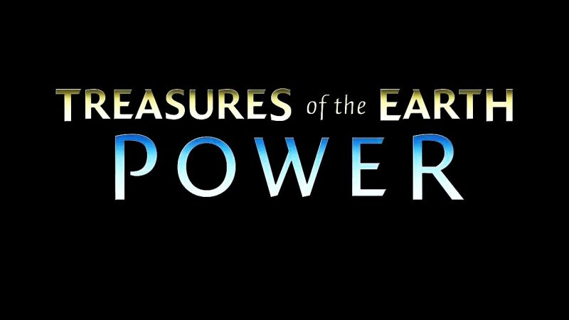 Power (Treasures of the Earth Part 3)