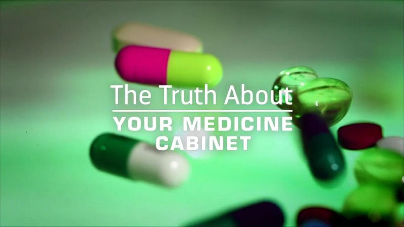 Your Medicine Cabinet (The Truth About 4/4)