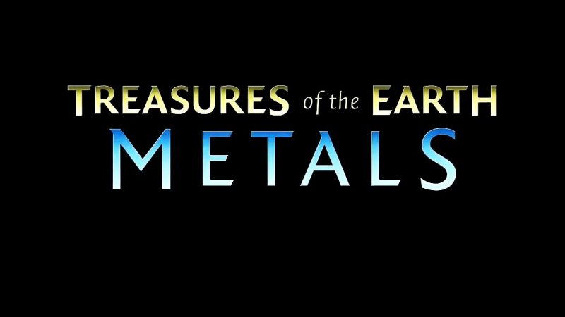 Metals (Treasures of the Earth Part 2)