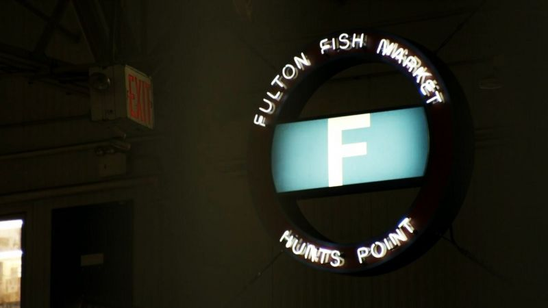 Fulton Fish Market (New York: America's Busiest City Part 2)