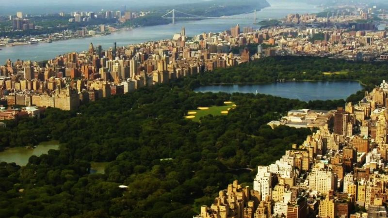 Central Park (New York: America's Busiest City Part 3)