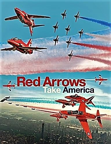 Poster of Ch.5 - Red Arrows Take America: Series 1 (2020)