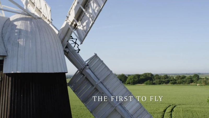 First to Fly (David Attenborough's Conquest of the Skies Part 1)