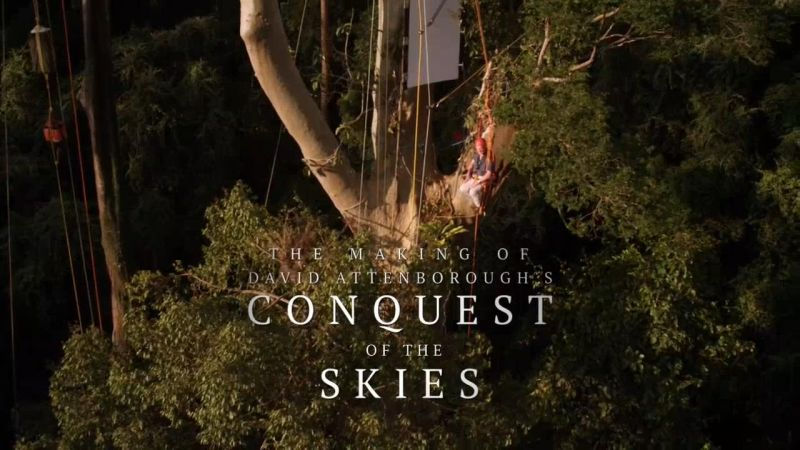 The Making of (David Attenborough's Conquest of the Skies Part 4)