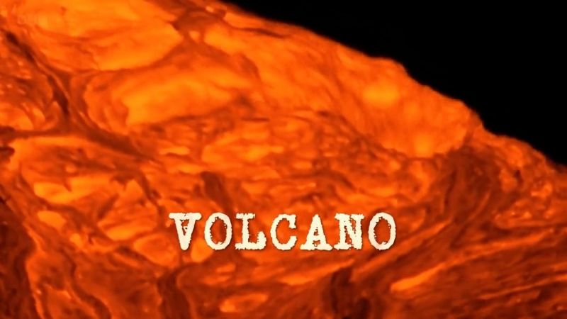 Volcano (Dangerous Earth Part 2)