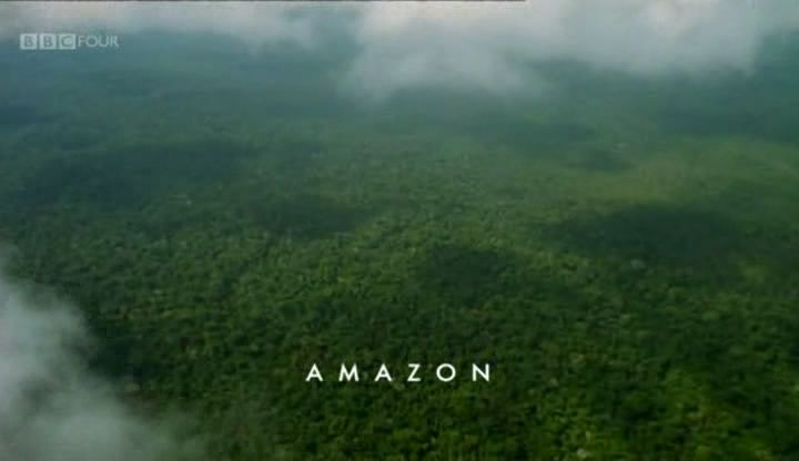 Amazon (Nature's Microworlds Part 3)