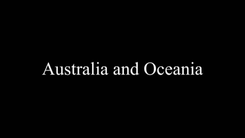 Australia and Oceania (The Magic of The Big Blue Part 2)