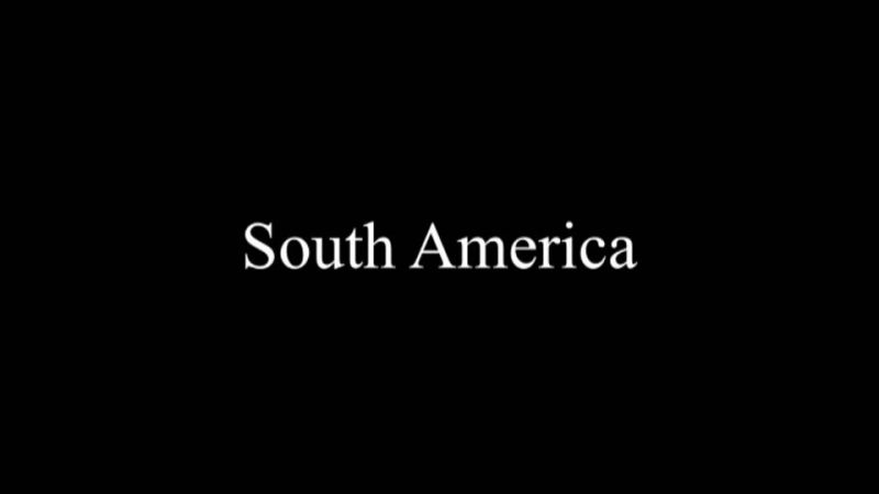 South America (The Magic of The Big Blue Part 3)