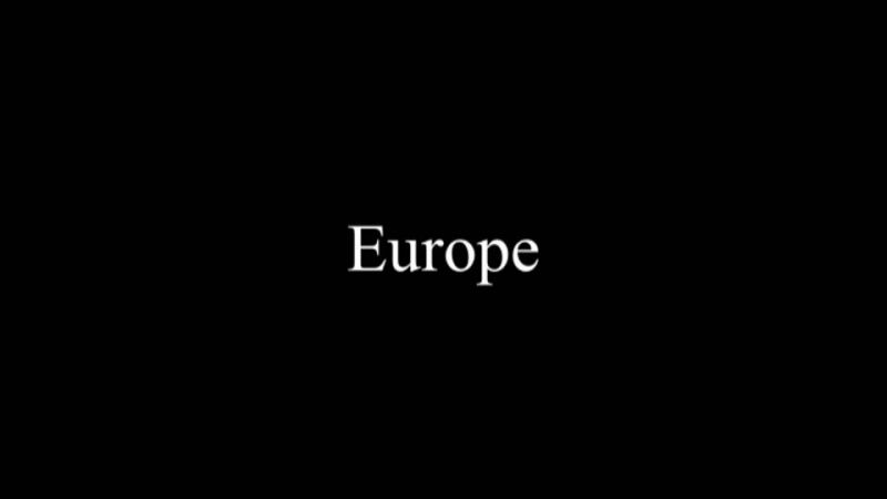 Europe (The Magic of The Big Blue Part 4)