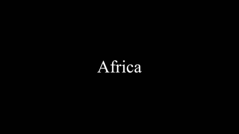 Africa (The Magic of The Big Blue Part 5)
