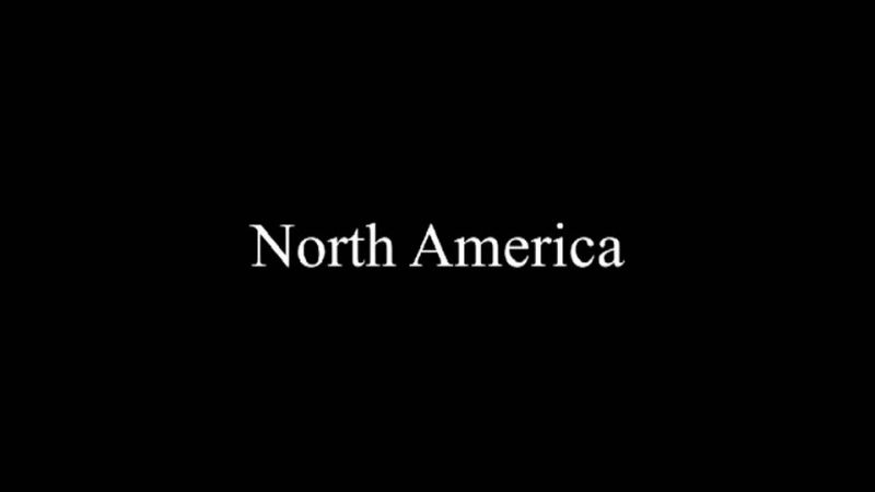 North America (The Magic of The Big Blue Part 6)
