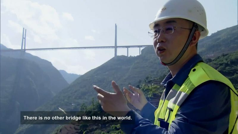 Caps of Sci Ch - Impossible Engineering Series 7: Part 7 Worlds Highest Bridge (2020)