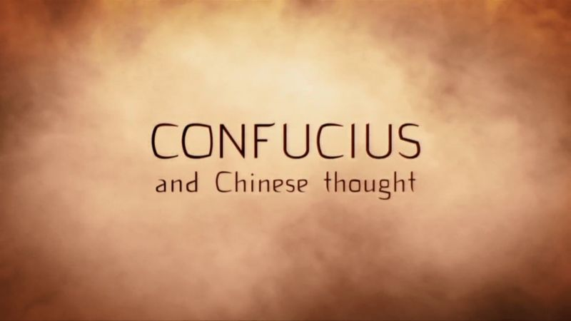Confucius and China