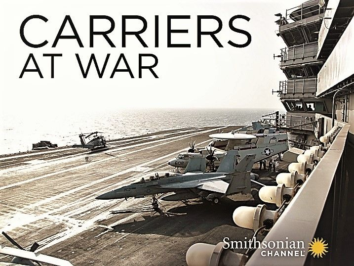 Poster of Smithsonian Ch. - Carriers at War: Series 1 (2018)