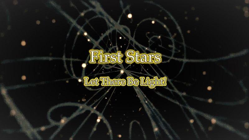 First Stars
