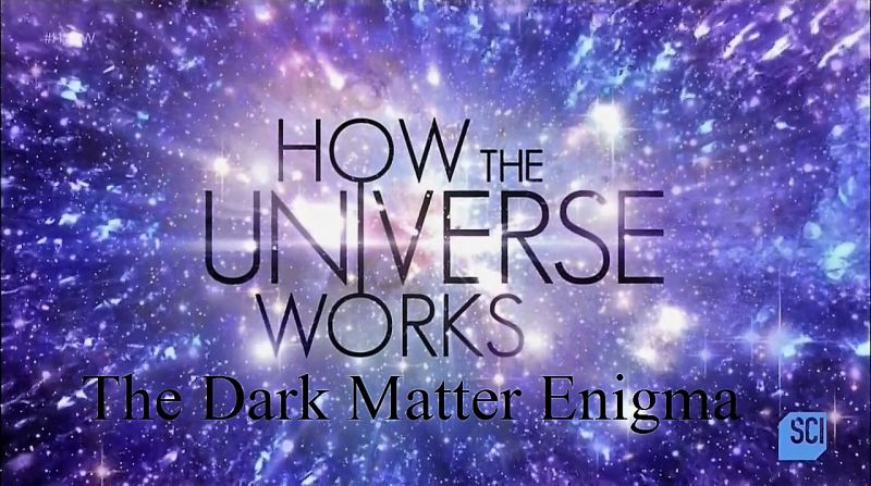 The Dark Matter Enigma