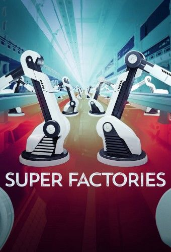 Poster of Super Factories Series 1 Part 3 NASAs Michoud Facility Swiss Army Knife 1080p HDTV