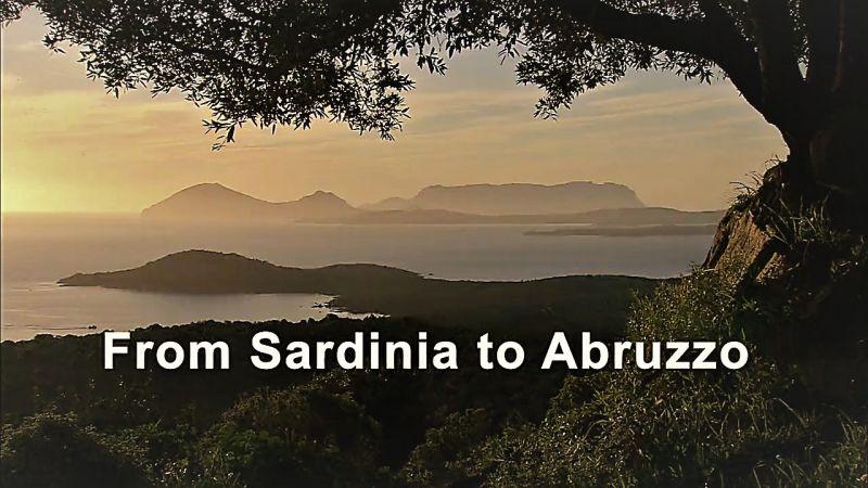 From Sardinia to Abruzzo