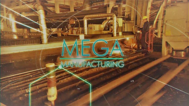 Poster of Maximus - Mega Manufacturing: Series 1 (2019)