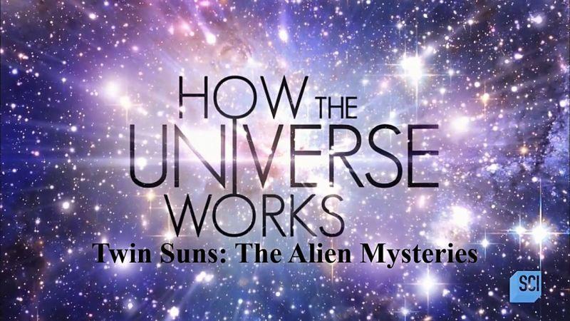 Twin Suns: The Alien Mysteries