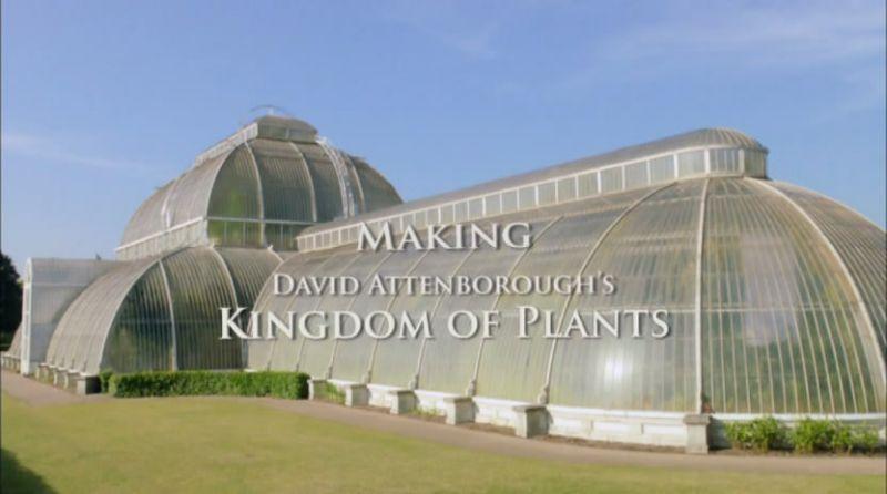 BSkyB Kingdom of Plants 2012 سلسلة مملكة النباتات