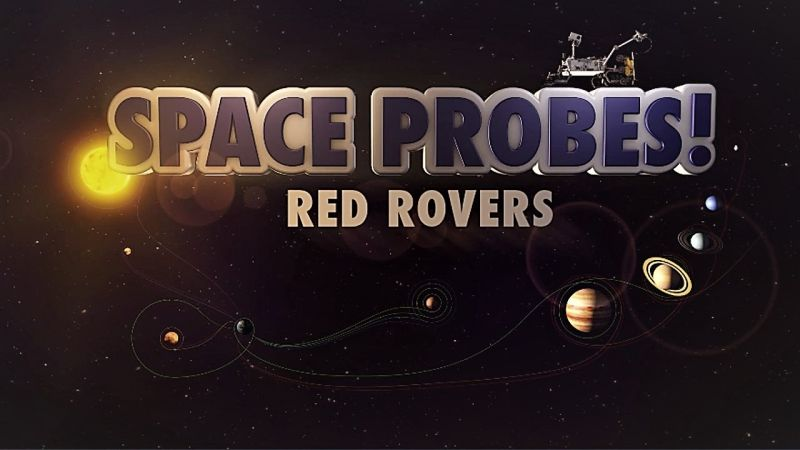 Red Rovers (Space Probes 3/6)