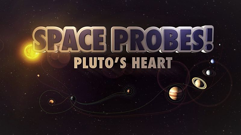 Pluto's Heart (Space Probes 5/6)
