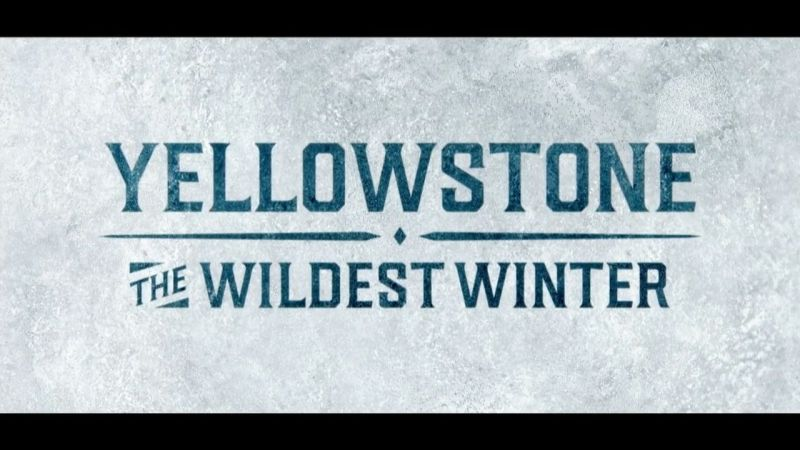 Wildest Winter (Yellowstone: Wildest Winter to Blazing Summer 1/3)
