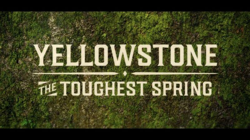 Toughest Spring (Yellowstone: Wildest Winter to Blazing Summer 2/3)