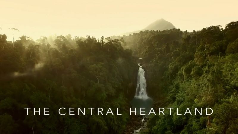Central Heartland (Thailand: Earth's Tropical Paradise 2/3)