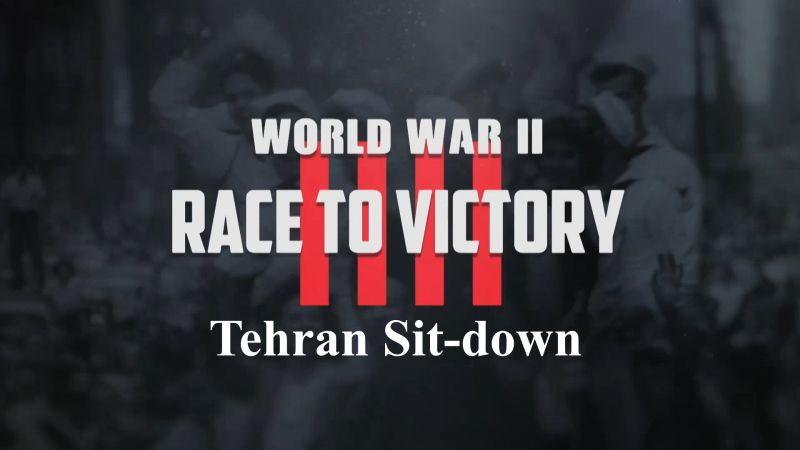 Tehran Sit-down