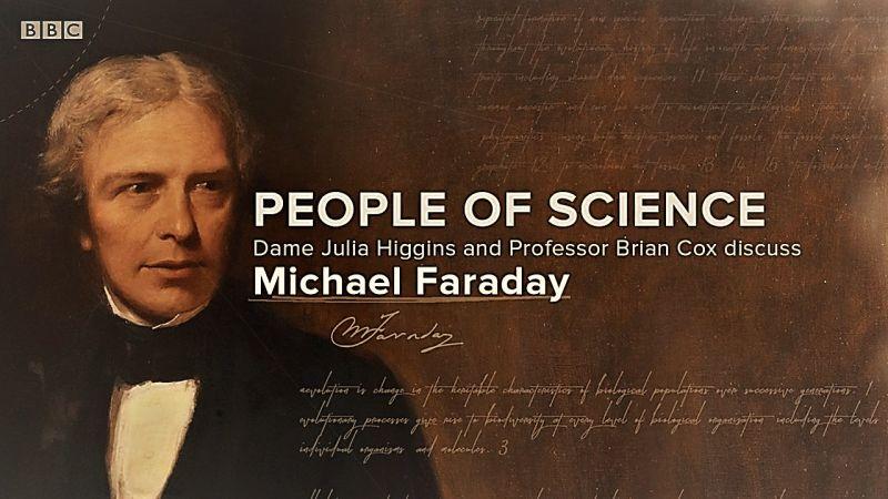 Professor Julia Higgins discusses Michael Faraday
