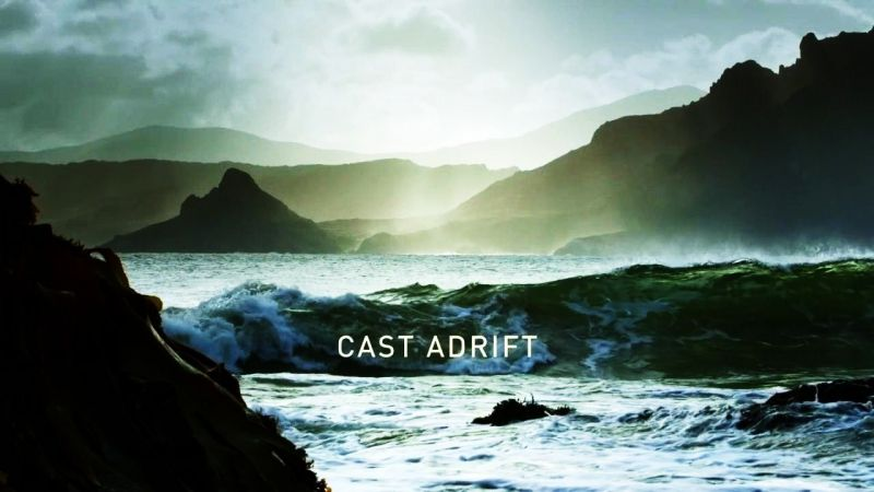 Cast Adrift (New Zealand: Earth's Mythical Islands Part 1)