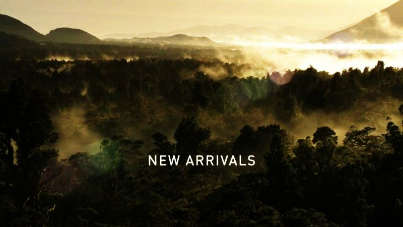 New Arrivals (New Zealand: Earth's Mythical Islands Part 3)